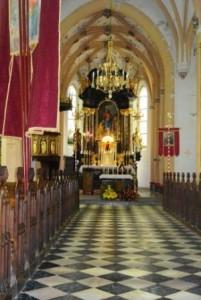 église Radovljica