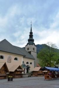 Village Slovenie 1