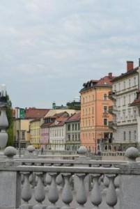 Les ponts à Ljubjana