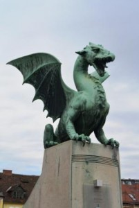 dragon Ljubjana