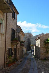Aggius rue