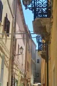 Castelsardo rue 3