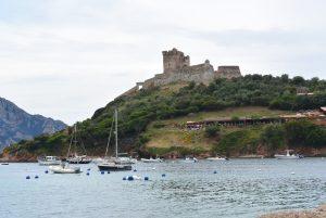 Ctadelle et port Girolata
