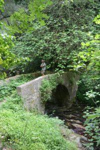 Jacky et le petit pont Erbalunga