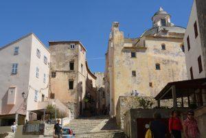 Rue citadelle Calvi