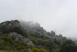 Sant'Antonio ds le brouillard 1