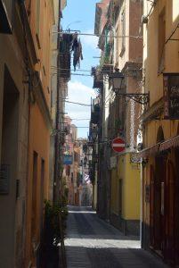 Sassari rue vielle ville
